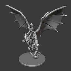 karl-franz.png Download free STL file Warmaster Empire Emperor on Dragon • 3D printing model, grumpusbumpus