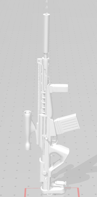 4.png Download free file Soldier • 3D print template, ericsira3011