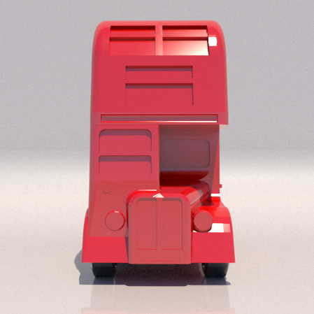 13.png Download STL file bus • 3D print template, 3Diego