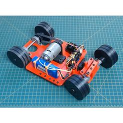 RC_Drift_Car.jpg Download free STL file RC Drift car • 3D printable design, HendrikxWorkshop