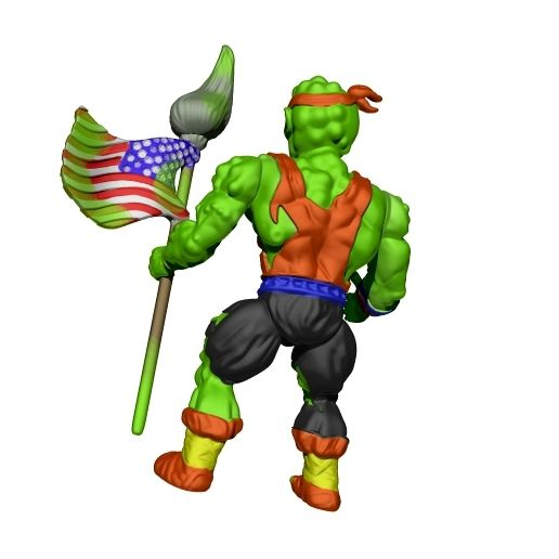 toxie2.jpg Download STL file TOXIE - TOXIC CRADERS • 3D printer model, ALTRESDE