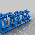 PlateArmour_Energy.png Download free STL file Galactic Crusaders - Special Weapons - 6-8mm • 3D printable template, MoonJammy