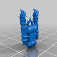 Back_Pack_2_.png Download free STL file War Pulpit of the Ecclesiarchy • 3D printing object, fraserblazer