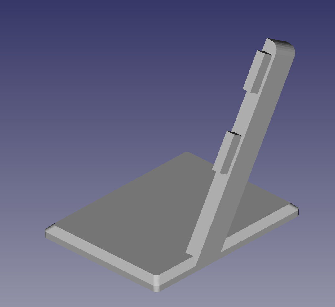 Apple watch charging stand02.png Download free STL file Apple Watch charging stand • 3D printable object, Simply_Useful_3D