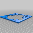 frame.png Download free STL file Fractal Puzzle - Hilbert Curve • Model to 3D print, voidbubble