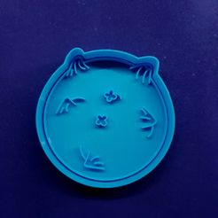 20210105_073440.jpg Download STL file Cookie Cutter for the planet of the little prince • 3D print template, Cortantesparagalletitas