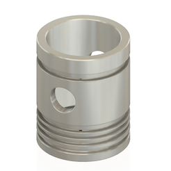 1.png Download 3MF file Pen holder engine piston • 3D printing template, Garcezzzz