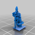PlateArmourCommand_Wizard_Jet.png Download free STL file Galactic Crusaders - Plate Armour Command - 6-8mm • 3D printable model, MoonJammy