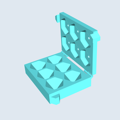 IMG_6039.png Download STL file to cover ice diamonds • 3D printable object, An3de