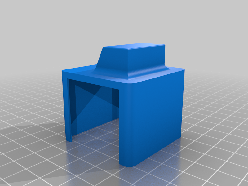 x_axis_cover.png Download free STL file ender 3 v2 x axis cover with sd card holder • 3D print model, BreakingChains