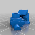 f9c9178864d693d081ef67b89a6d5db8.png Download free STL file Ork Warlord or Ghaz using a Dreadknight • Template to 3D print, JtStrait72