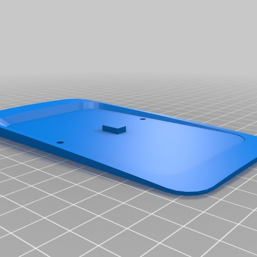 399d70a0819f10357bd595ffc221cb4a.png Download free SCAD file RC Shovelnose Hydroplane • Design to 3D print, wsvenny
