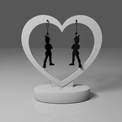 1.jpg Download free STL file Peter Pan earrings 1 • 3D printable model, lauraioana