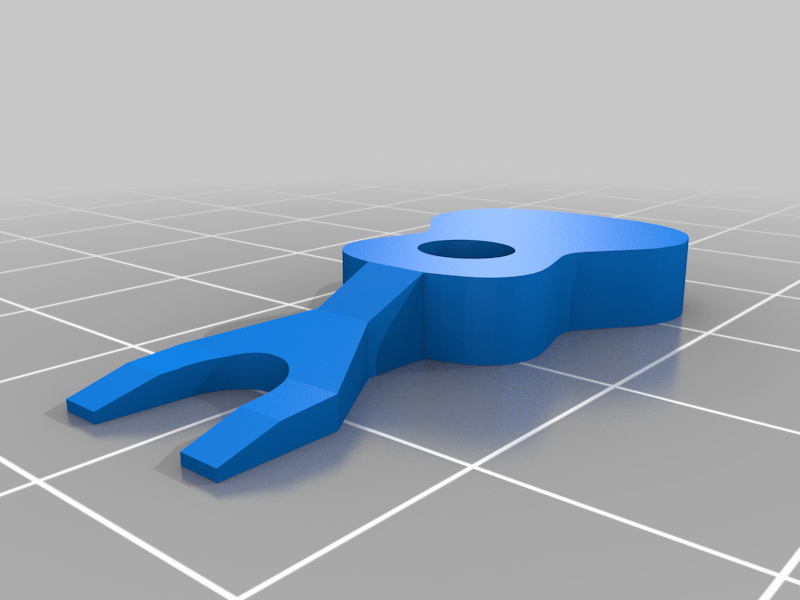 bridge-pin-out-tool.png Download free STL file Ukulele and guitar - Pin Out Tool • 3D printing template, Dr4l3g