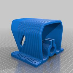 52ef5ae2eb581489682d699bc6e7446a.png Download free STL file Ladestation für Bosch Powerpack 500 • Model to 3D print, Zelli