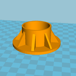 Capture.png Download free OBJ file Swimming pool foot 38mm • Template to 3D print, BikeToHell