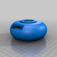 cr10_Shock_Absorbersx1.png Download free STL file Creality CR10 V3 - Shock Absorbers • Object to 3D print, d4thdimension