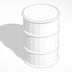 fut.png Download free STL file Oil can #2 - 1:43 • Template to 3D print, Garage143