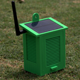 Capture d'écran 2017-12-19 à 18.20.57.png Download free STL file Solar Powered WiFi Weather Station • 3D printing template, deba168