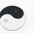 ying and yang _ Tinkercad - Google Chrome 27_04_2020 14_26_35.png Télécharger fichier STL ying and yang • Plan pour imprimante 3D, billy_and_co_official