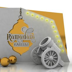 1.jpg Download 3DS file Ramadan Decorative Elements • 3D print object, waelmoussa
