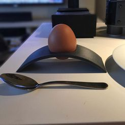 50A1CE1F-CD8B-4F8E-B2F2-48E0678815E3.jpeg Download STL file The Egg Arc • 3D printer design, CarstenD