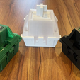 3-switches.png Download STL file Giant MX Switch Container • 3D printer design, oriolmachin
