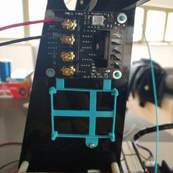 photo_2016-12-26_11-41-01.jpg Download free STL file Dual Chitu MOSFET mount for ANET A8 • 3D print model, RiNax