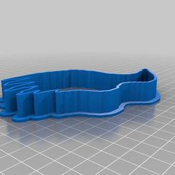 cookie_cutter_editor_raster2_20141110-31940-12llyox-0.png Download free STL file Woodpecker cookie cutter • 3D printing template, franklima260