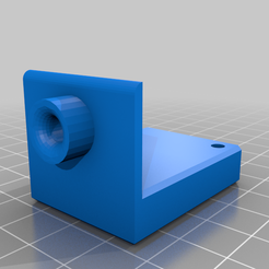 CR-6_SE_Filament_Runout_Sensor_Riser.png Download free STL file Creality CR-6 SE Filament Runout Sensor Riser for Dual Gear Extruder • 3D print model, PapaMurph35
