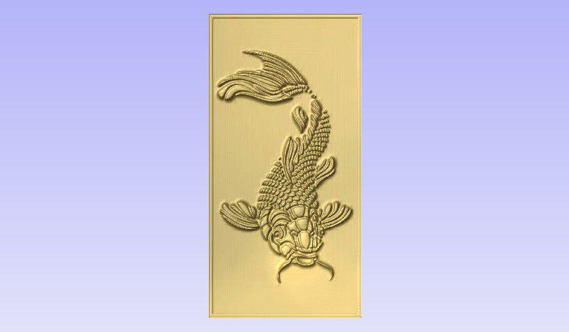 Koi.jpg Download free STL file Koi fish • Design to 3D print, Account-Closed