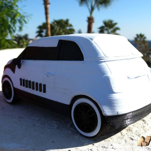 sw2.jpg Download file stormtrooper car • Template to 3D print, MaoCasella
