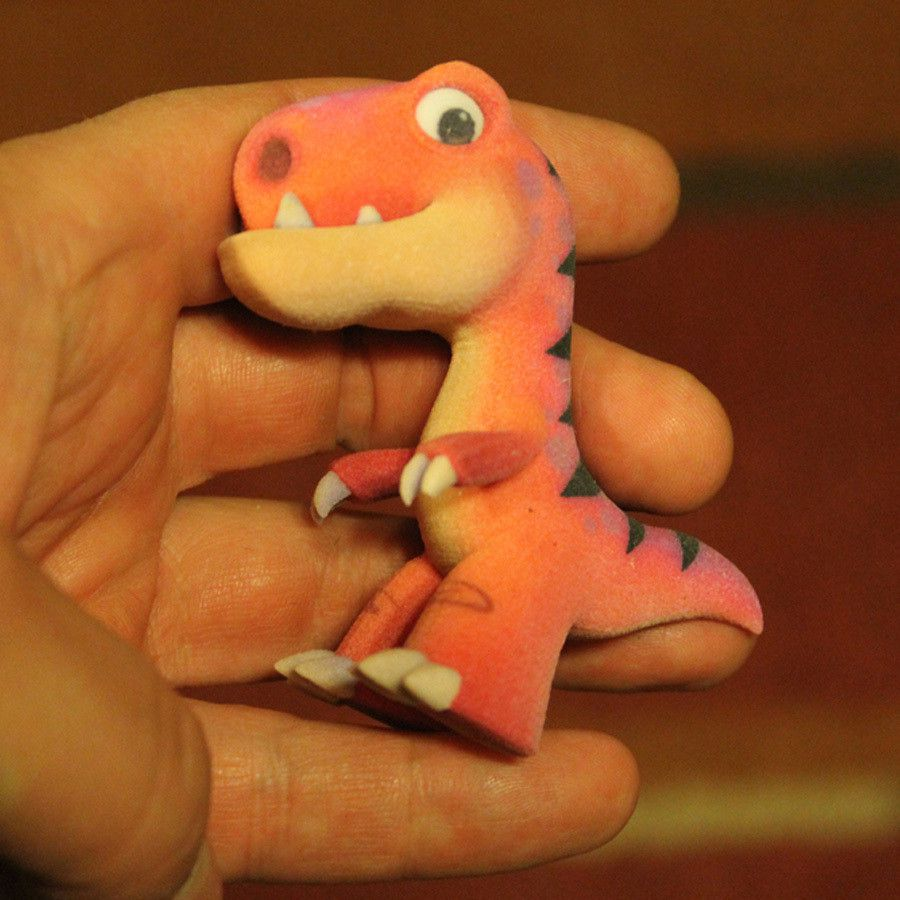 4.jpg Download free STL file Rex from the makers of Dr Fluff • 3D printing object, ThinkerThing