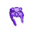 1_Sergeant.stl Download free STL file Space Soldiers with Fist Symbols • Object to 3D print, PhysUdo
