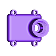 CylinderHead.stl Download free STL file Two-cylinder compressed air motor • 3D print object, woody3d974
