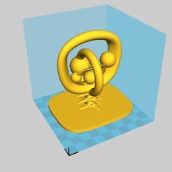 choryphee cura.jpg Download free OBJ file #3DSPIRIT Digital Choryphée • 3D printable template, Majin59