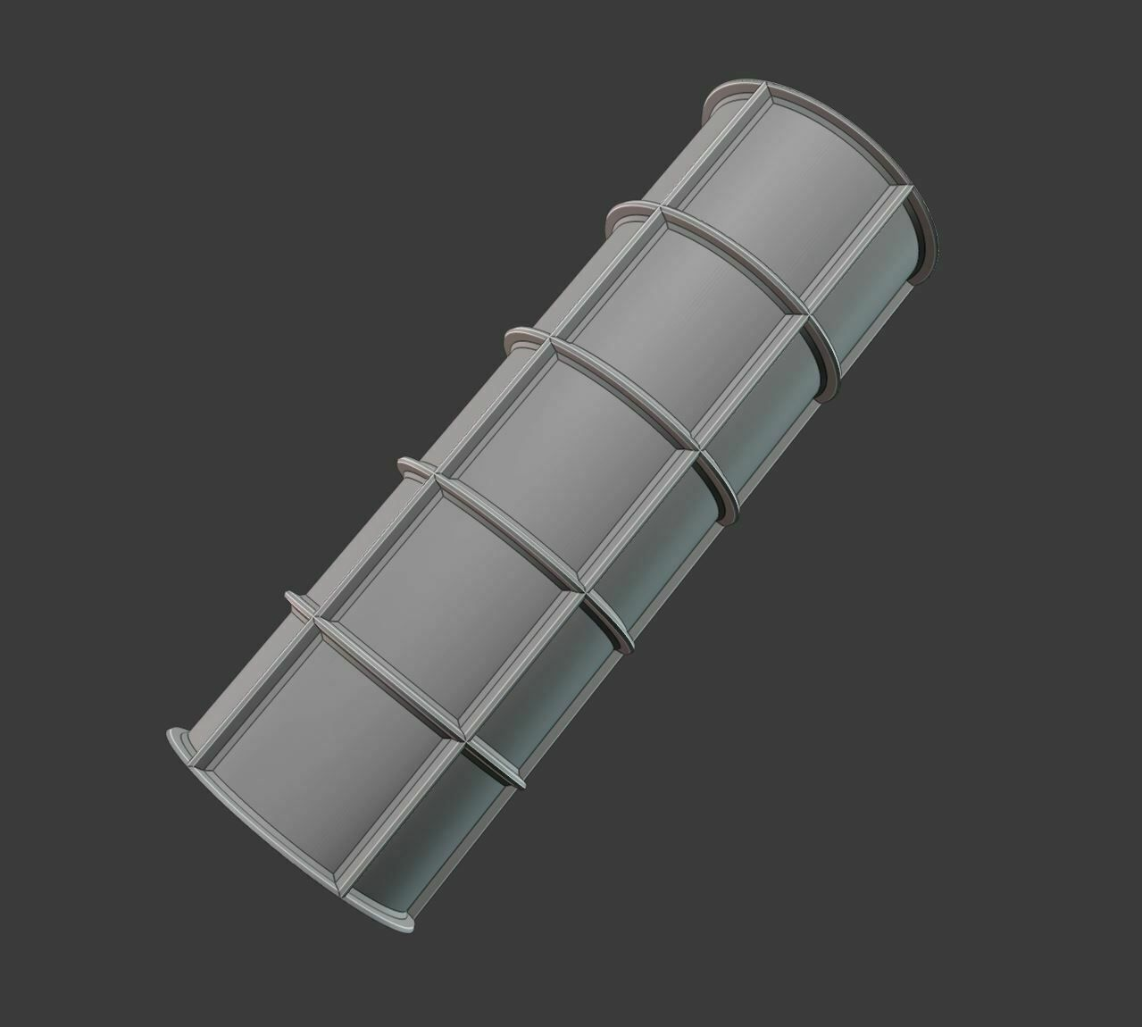 2cmTiles.JPG Download free STL file Texture Roll - 2cm Tiles • Template to 3D print, AdamantArsenal