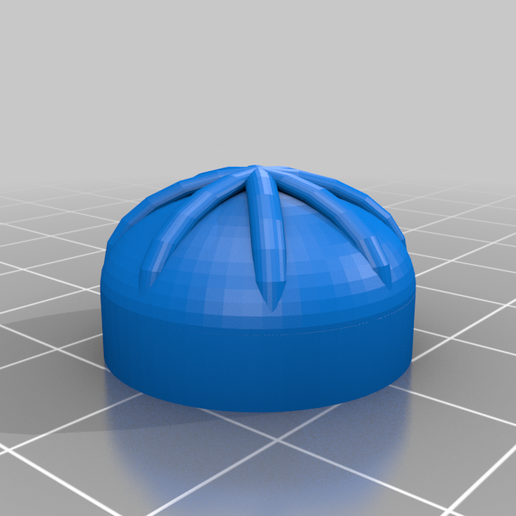 Knobby_Xbox_8mm_Circular_Grip_Bold.png Download free STL file Knobby - Controller Stick Extension • 3D printing model, sensorback
